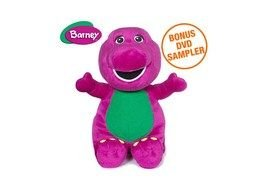 Barney The Dinosaur And Friends