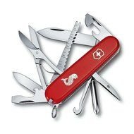isolated Victorinox Swiss army knife