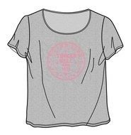 clipart of the grey tshirt