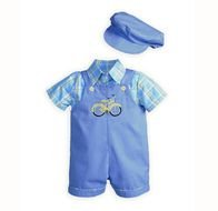 costume for a little boy as a picture for clipart