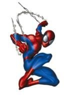 Ultimate Spider Man Cartoon drawing
