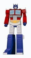 Transformers G1 Optimus drawing