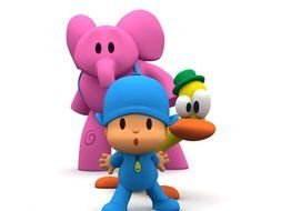 cute Pocoyo drawing