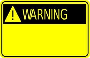 Safety Warning Signs N3