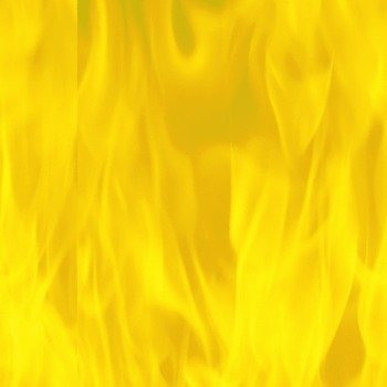 background with yellow fire texture