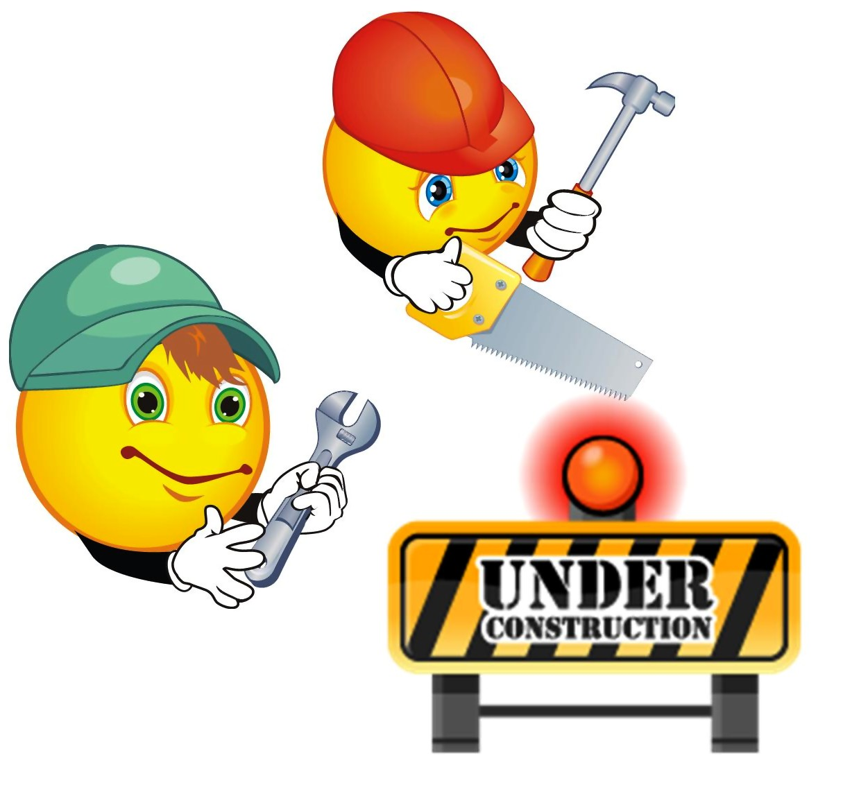 Construction Symbols Clip Art N2 free image