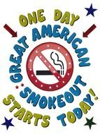 Great American Smoke drawing