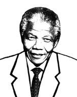 nelson mandela clip art n2 free image rh pixy org Nelson Mandela Day Clip Art Nelson Mandela Drawing