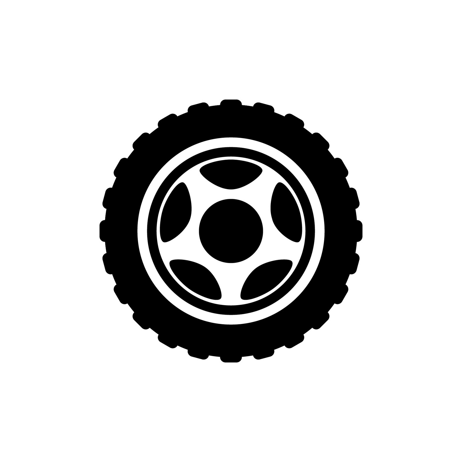 Car With Flat Tire Clip Art N18 Free Image