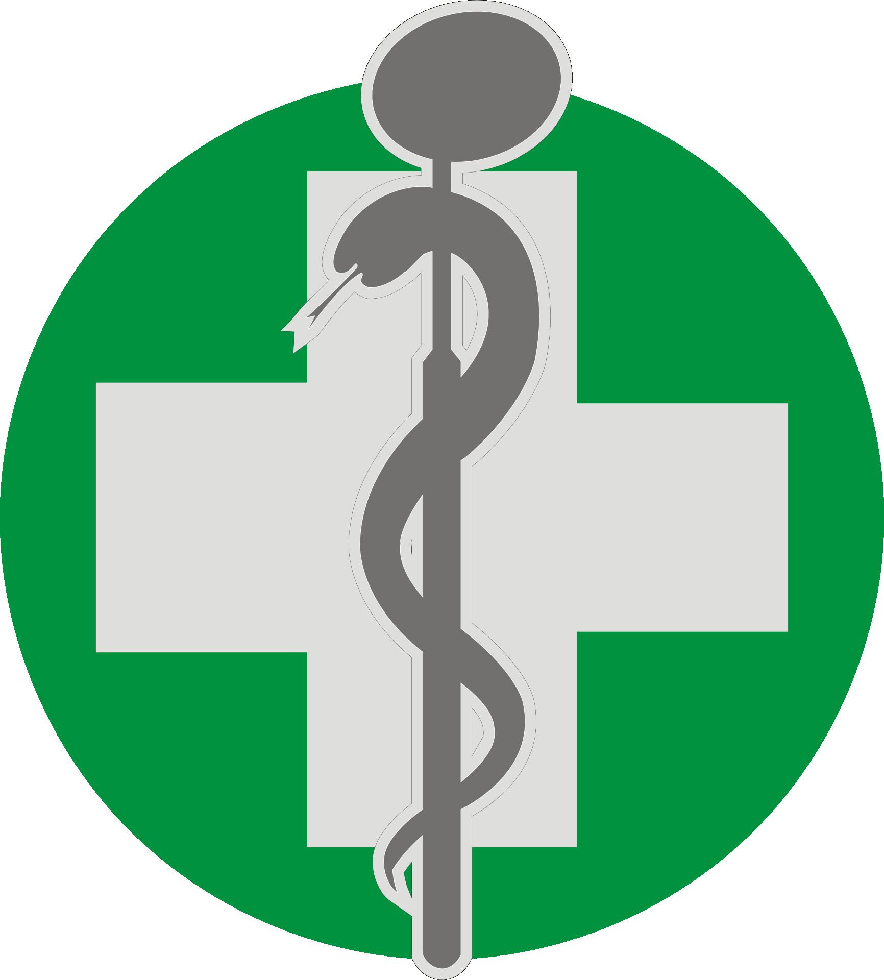 Медицинский знак картинка для детей