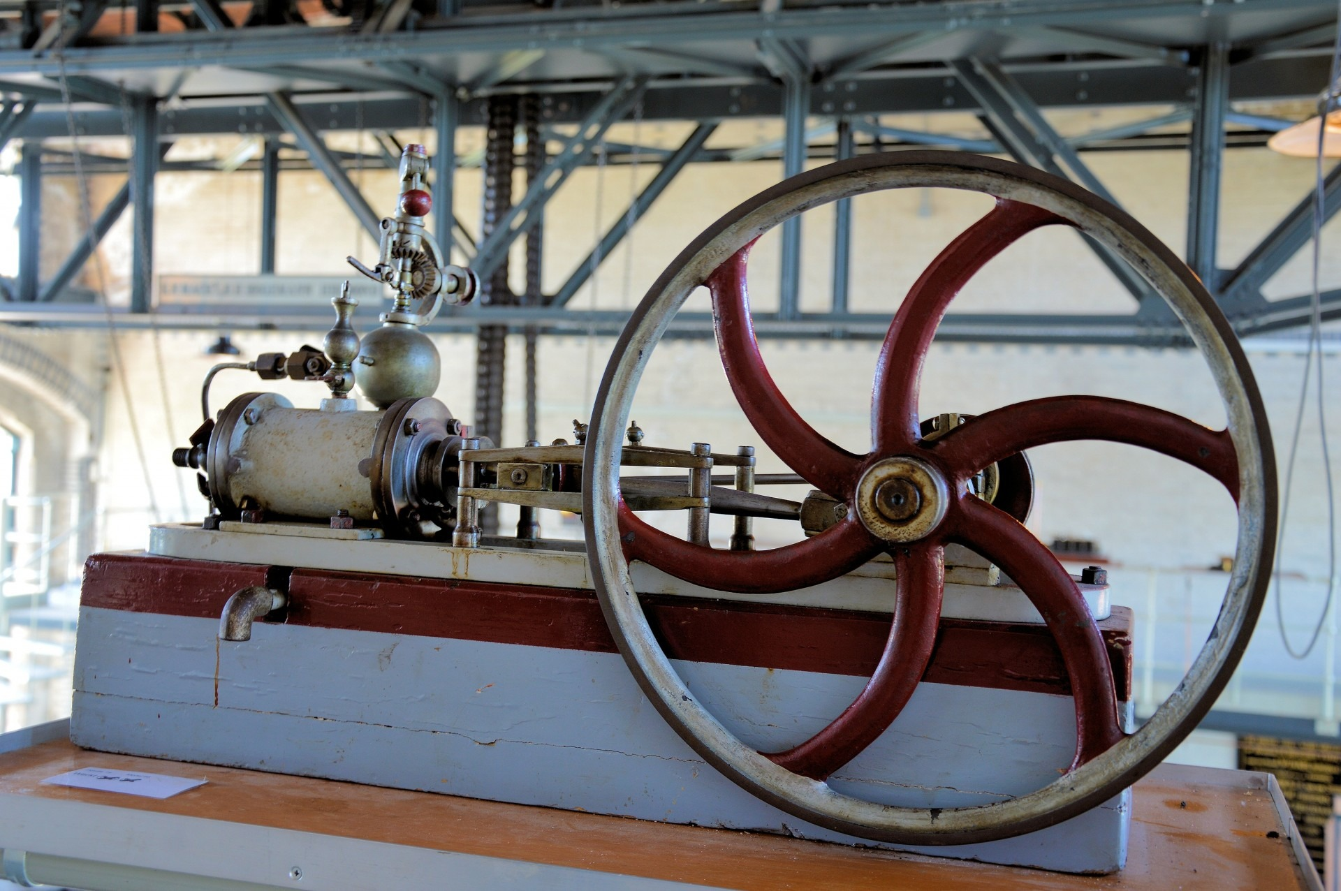 Jensen Steam Engine Museum Page Free steam engine photos