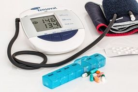 set for high blood pressure deseases