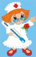 nurse cartoons drawing