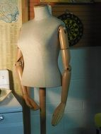 arm mannequin model person body