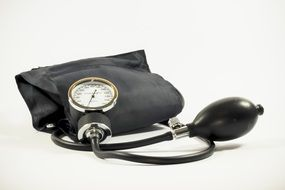 blood pressure gauge equipment