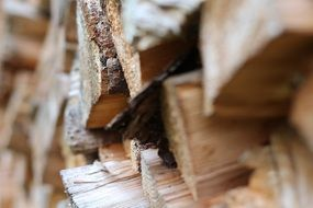 wood stock firewood
