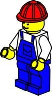 lego factory man drawing