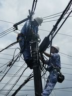 electrician fitters