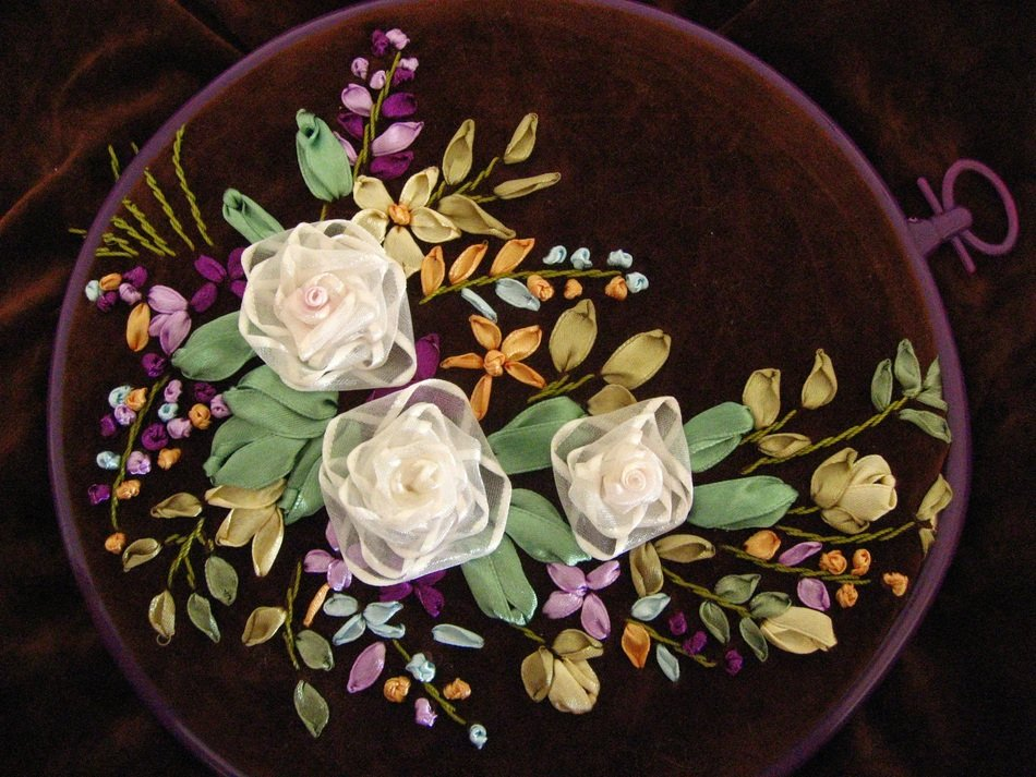 embroidery hobby craft sewing