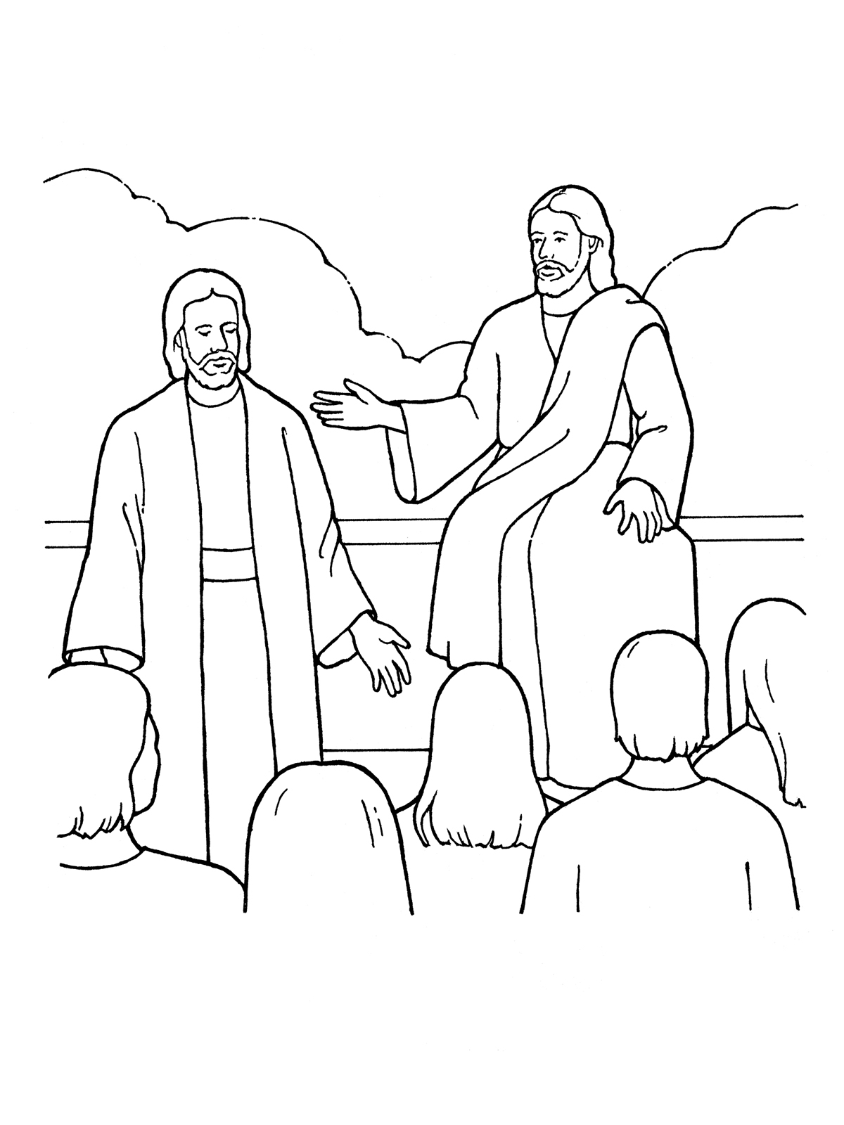 Lds Nursery Coloring Pages N2 Free Image - Lds-nursery-coloring-pages