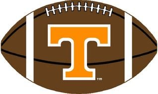University Of Tennessee Football Logo drawing