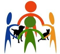Free Clip Art Of People Helping Animals