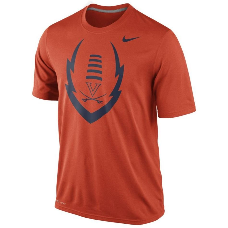f31c59e05ba5 Nike Virginia Tech Hokies Legend Football Icon Dri FIT Performance ...