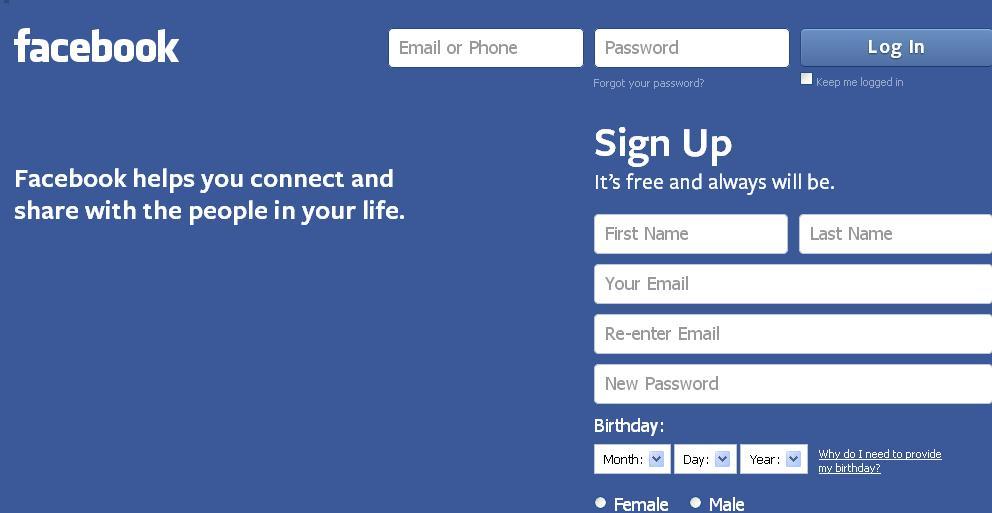 Facebook Com Login Sign Up Page 4 Line 17qq Com