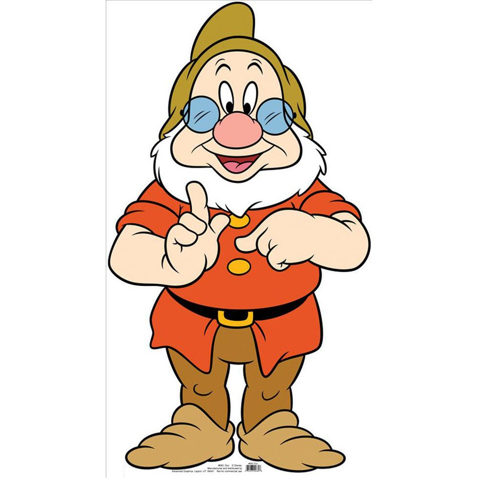 Doc from Seven Dwarfs
