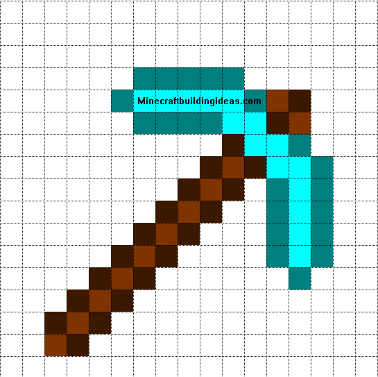 Minecraft Pixel Art Templates N2 Free Image