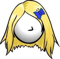 Club Penguin Blonde Hair