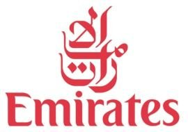 Emirates Airlines Logo drawing