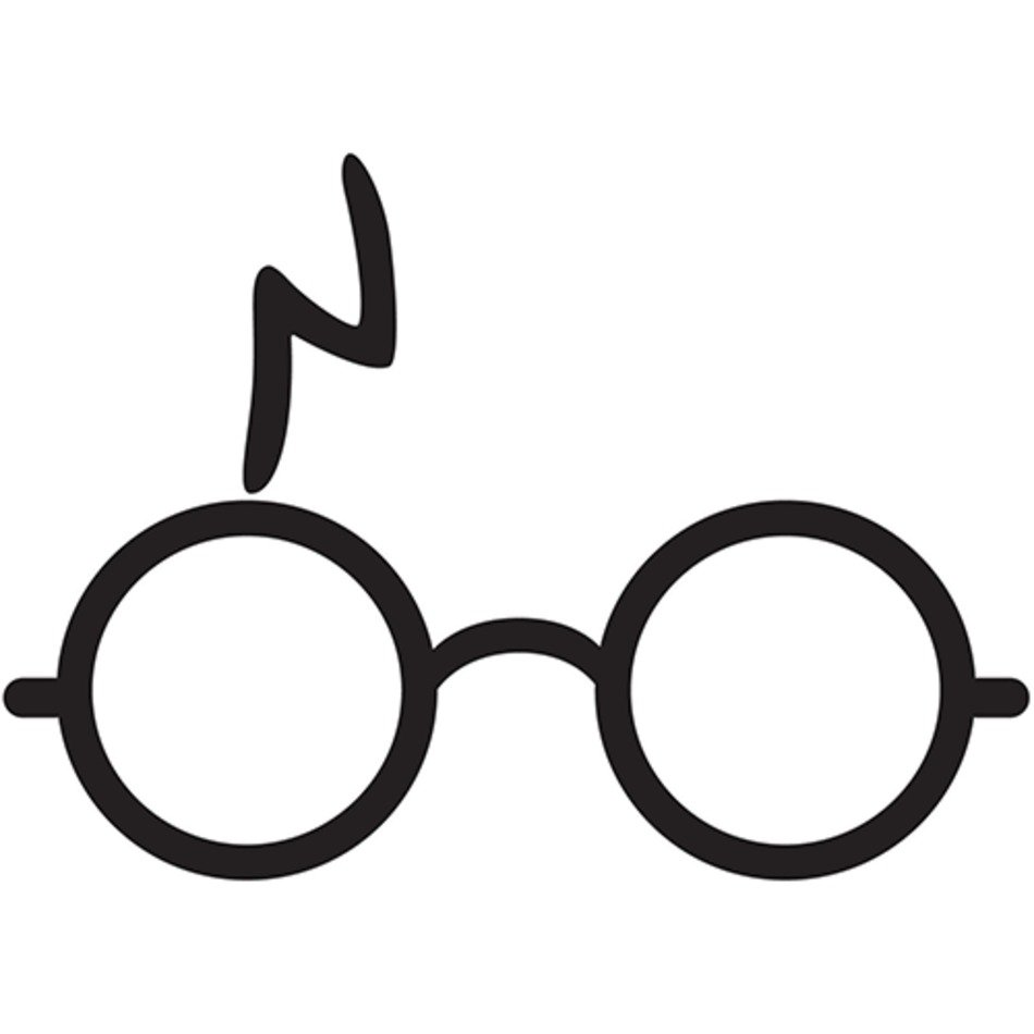 Harry Potter Lightning Bolt Clip Art N3