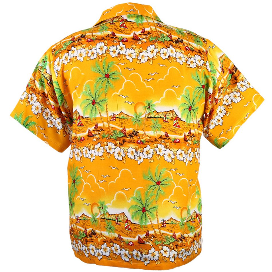 Beautiful Colorful Hawaiian Shirt