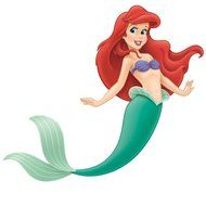Ariel Little Mermaid Disney drawing