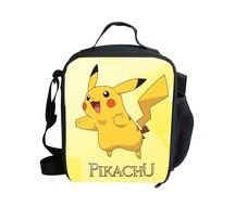 Lunch bag pikachu drawing