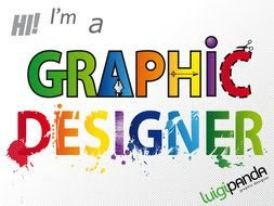 Graphic Designer drawing