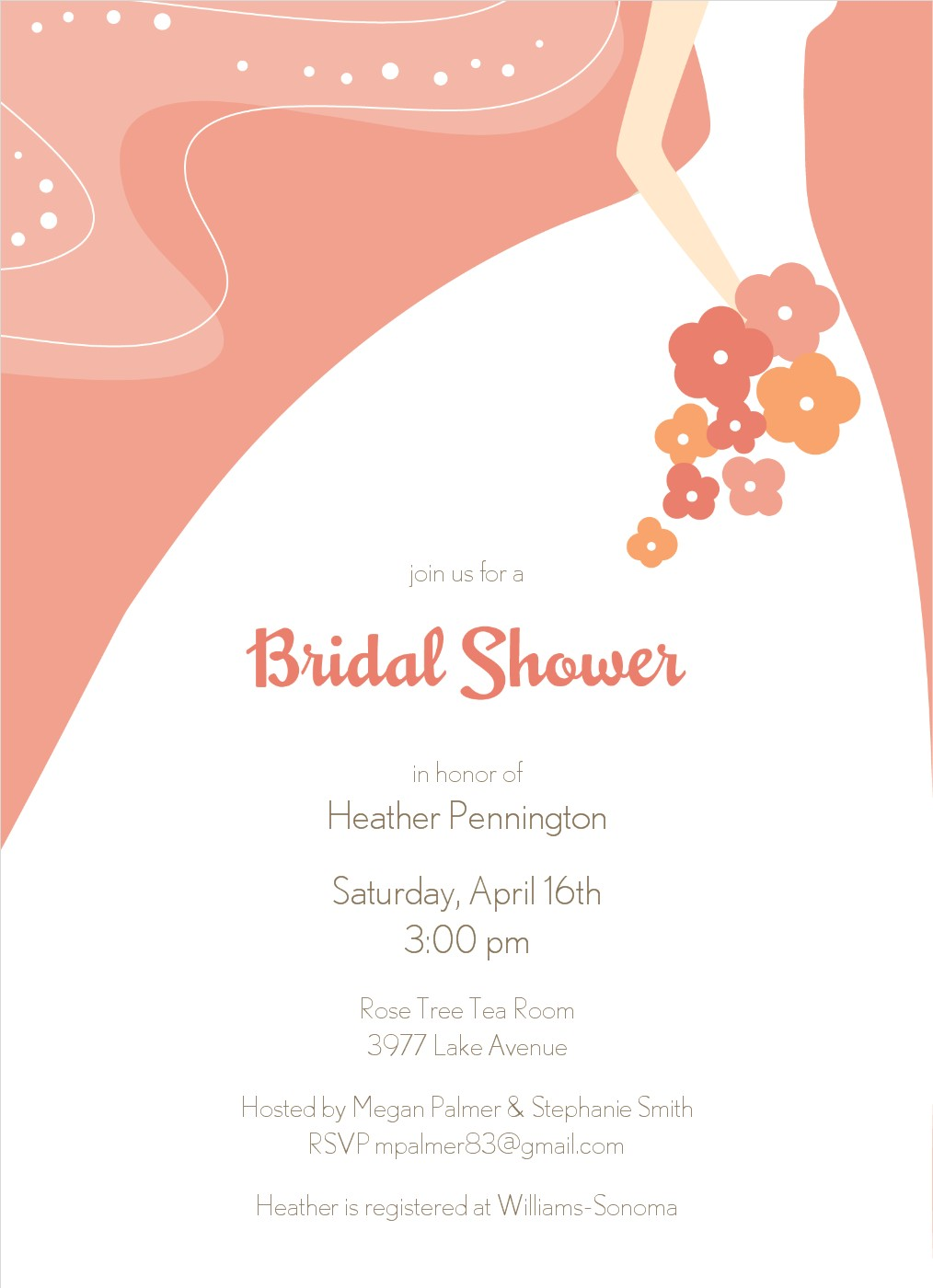 graphic regarding Bridal Shower Invitations Free Printable titled Totally free Printable Bridal Shower Invites Templates N3 absolutely free impression