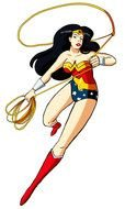 clipart of the Wonder Woman