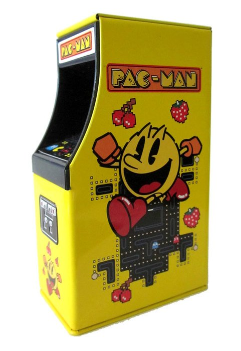 Pacman game machine
