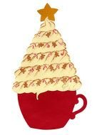 Hot Chocolate Clip Art drawing