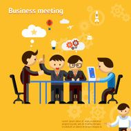 Business Meeting ideas