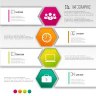 Business infographic design infographic