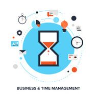 Time Management clock time