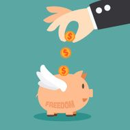 Saving for Financial Freedom