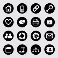 Universal Icon Set For Website & Mobile