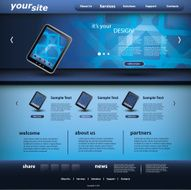 Website Template N4