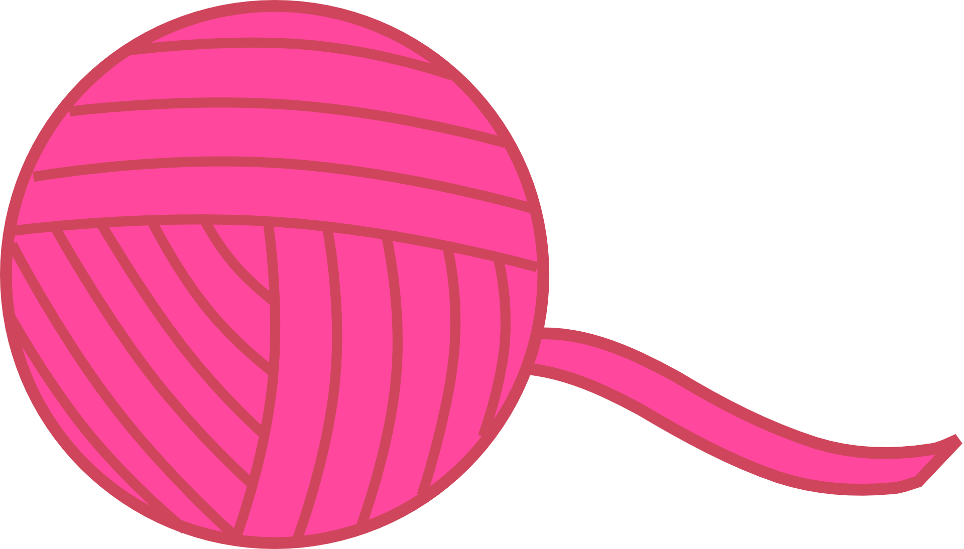 yarn clipart transparent background