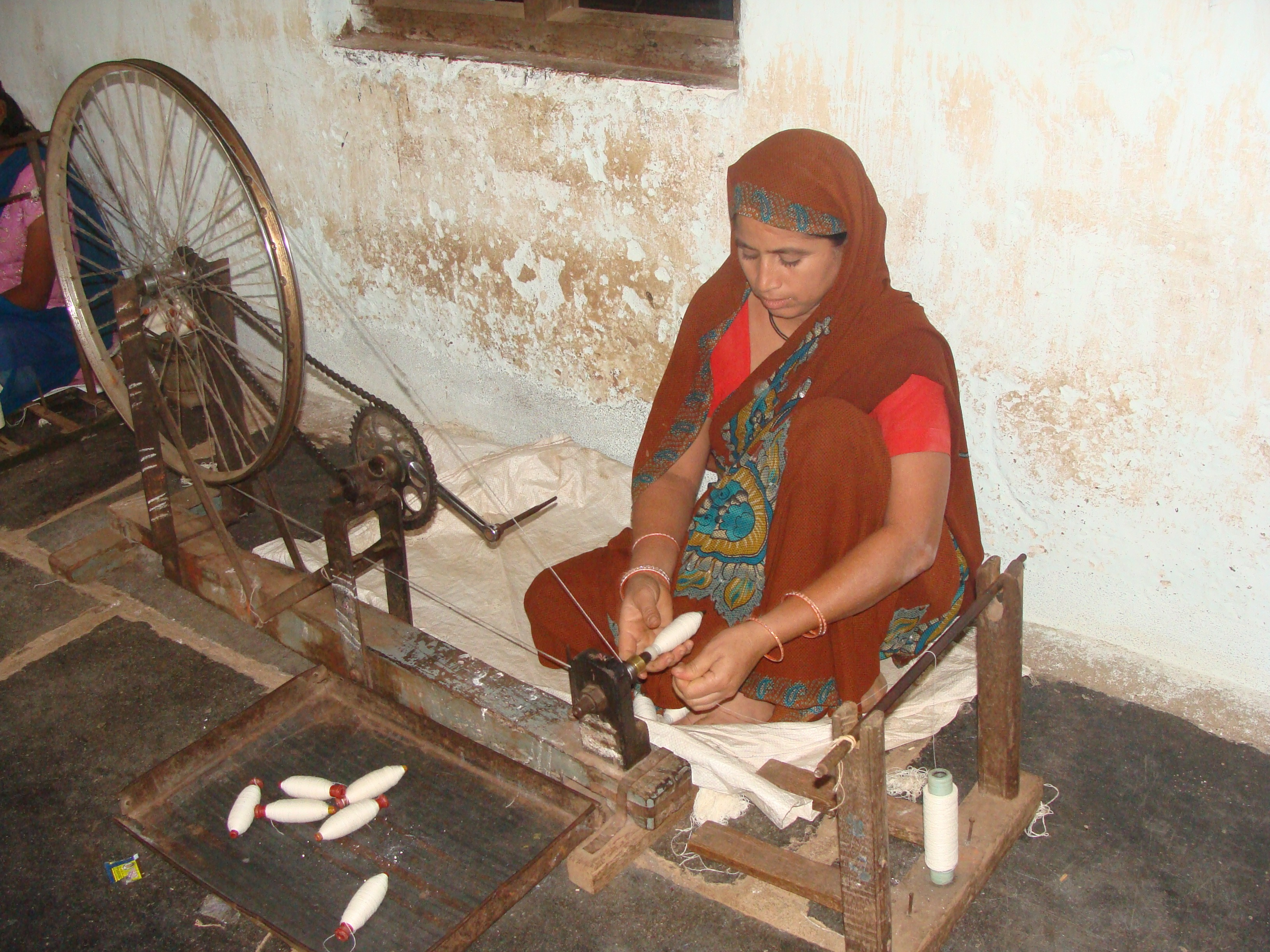 khadi workings in india Project report on detailed project report on khadya surksha the worldwide 'detailed project report on khadya surksha (food security) profitability workings.