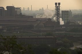steel and mining industry in Duisburg
